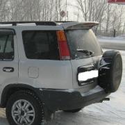 Спойлер со стопом для Honda CR-V (1997 - 2001)