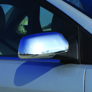 Хромированные накладки на зеркала для Ford C-Max (2003 - 2007)