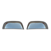 Хром на зеркала для Renault Duster (2010 - ...)