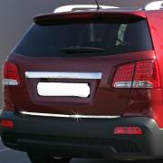 Молдинг на край крышки багажника для Kia Sorento (2010 - 2015)