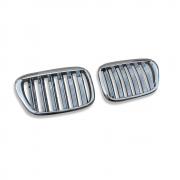 Решетка радиатора хром для BMW 5-серия E39 (95 - 2003)