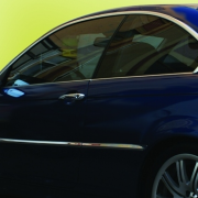 Нижние молдинги окон для BMW 3-серия E46 (98 - 2005)
