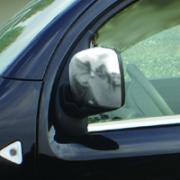Хром на зеркала для Renault Kangoo (2008 - ...)