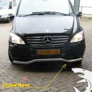 Дуга переднего бампера для Mercedes Vito Viano (2004 - 2014)