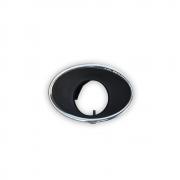 Насадка на глушитель (овальная) для Honda CR-V (2012 - ...)