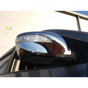 Хром на зеркала для Hyundai IX35 (2009 -2015)