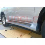 Боковые пороги для Toyota Prado 150 (2009 - ...)