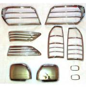 Хром пакет для Toyota Prado 90 (1996 - 2002)