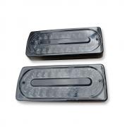 Фонари задние диодные (тонированные) для Mercedes Gelandewagen (1986 - 2012)