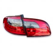Задние фонари диодные (темные) для Hyundai Santa Fe (2006 - 2012)