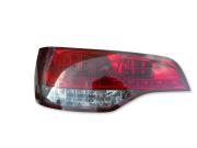 Задние фонари диодные (темные) для Audi Q7 (2006 - 2015)