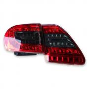 Задние фонари диодные темные (2010+) для Toyota Corolla (2007 - 2012)