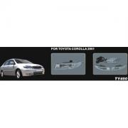 Противотуманные фары (с 2001 - 2002) для Toyota Corolla (2002 - 2007)