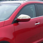 Хром на зеркала для Kia Sportage III (2010 - 2015)