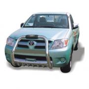 Кенгурятник (высокий) для Toyota Hilux (2006 - 2015)