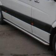 Боковые пороги для Mercedes Sprinter (2006 - ...)