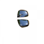 Хром на зеркала для Hyundai Santa Fe (2006 - 2012)