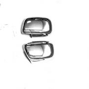 Хром на зеркала для Lexus RX-300-350 (2003 - 2009)