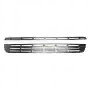 Накладки на решетку радиатора для Peugeot Partner Tepee (2008 - ...)