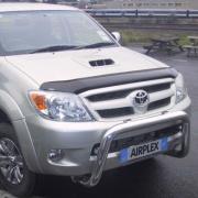 Мухобойка для Toyota Hilux (2006 - 2015)