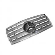 Решетка радиатора (Sport line) (93-95) для Mercedes W124 (1985 - 1995)