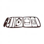 Декор в салон для Hyundai Starex H1, H200 (1999 - 2007)