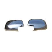 Хром на зеркала для Toyota Hilux (2006 - 2015)