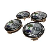 Заглушки в диски для Mercedes W203 (2001 - 2007)