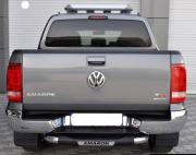 Защита заднего бампера для Volkswagen Amarok (2010 - ...)