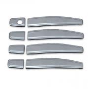 Хром на ручки (узкие) для Chevrolet Cruze (2009 - ...)