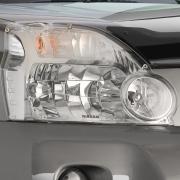 Защита фар для Nissan X-Trail (2007 - 2014)