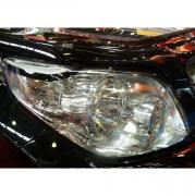 Защита фар для Toyota Prado 150 (2009 - ...)