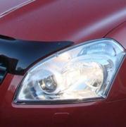 Защита фар для Nissan Qashqai (2007 - 2014)