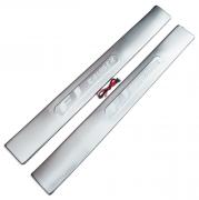 Внутрисалонные пороги с подсветкой для Toyota FJ Cruiser (2006 - ...)