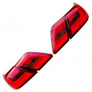 Задние фонари тонированные для Toyota Camry 40 (2006 - 2011)