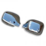 Хром на зеркала для Renault Kangoo (2003 - 2008)