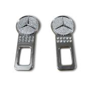 Защелки в ремни безопасности для Mercedes GLA X156 (2014 - ...)
