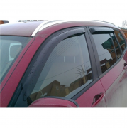 Ветровики (дефлекторы окон) для BMW X3 (2010 - ...)