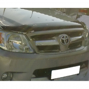 Дефлектор капота для Toyota Hilux (2006 - 2015)