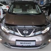 Дефлектор капота для Nissan Murano (2008 - 2014)