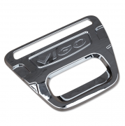 Хром на ручку задней двери для Toyota Hilux (2006 - 2015)