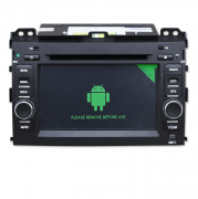 Штатный монитор (Android) для Toyota Prado 120 (2003 - 2008)