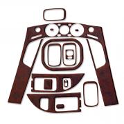 Декор в салон (кондиционер) для Mitsubishi L200 (2006 - 2015)