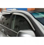 Дефлекторы дверей для Toyota Highlander (2007 - 2014)