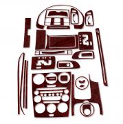 Декор в салон для Mazda 6 (2002 - 2007)