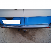 Накладка на задний бампер для Nissan Primastar (2004 - ...)