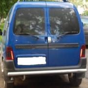 Дуга заднего бампера для Citroen Berlingo (1996 - 2008)