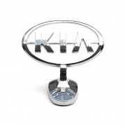 Эмблема капота (логотип) для Kia Sportage II (2005 - 2009)