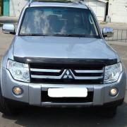 Мухобойка для Mitsubishi Pajero 4 (2007 - ...)