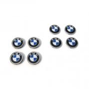 Заглушки в диски для BMW X6 (2008 - ...)